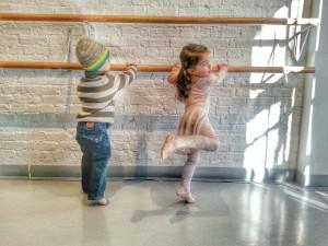 Last ballet class