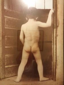 naked boy